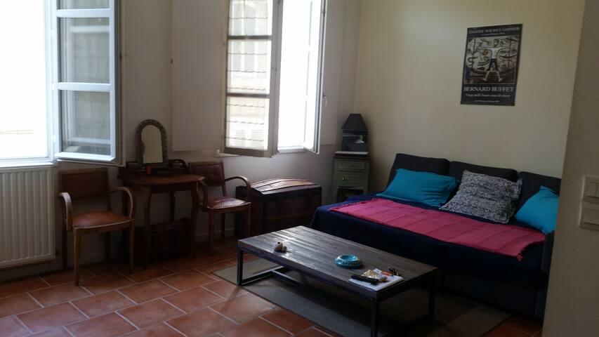 Appartement tout confort au pied de la cathédrale. - Auch - Apartament