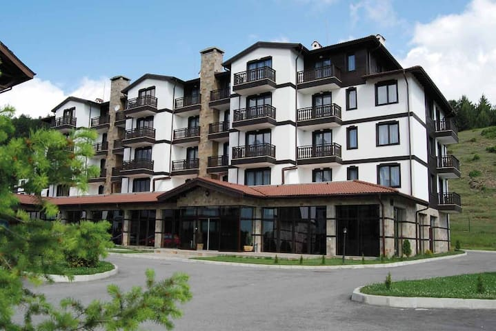 Three Mountains Apartment - Razlog - Pis