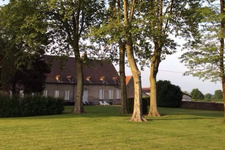 Grande maison de caractère - Domaine du Seuil