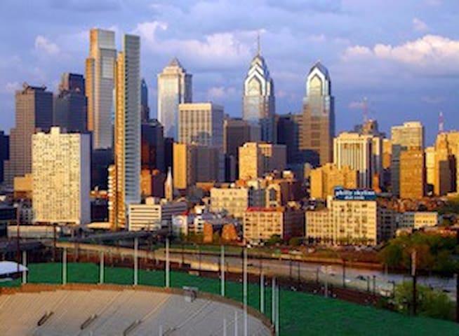 Philadelphia Feels Like Home/Close to Downtown II