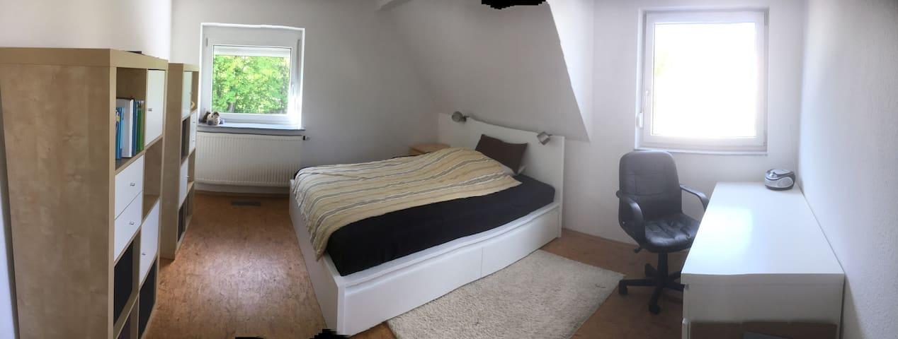 Gemütliches Zimmer bei mir - Heilbronn - House