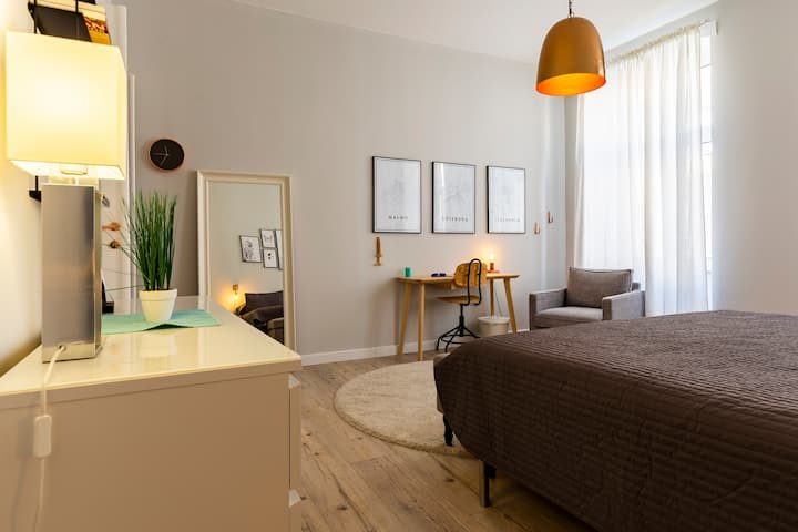 New LUX Apartment ''TERRA'' in the city center