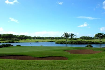 Island Life, Beach,Surfing,Golf. Walking distance. - Ewa Beach
