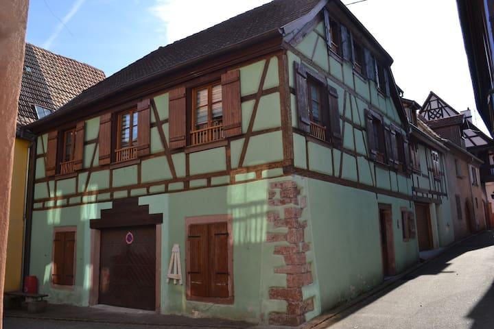 Le gîte de Sandra - Ribeauville - House