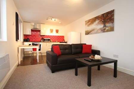 The Gladstone Apartment - Loughborough