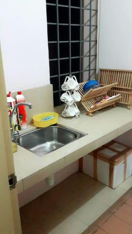 Sutera Kajang Apartment UNITEN, UPM, IUKL - Kajang - Departamento