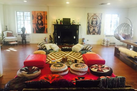 Beautiful soulful meditation yoga temple retreat - Croton-on-Hudson