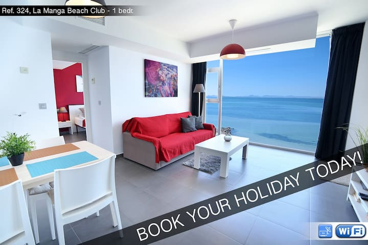 Design beach apartment (ref324)