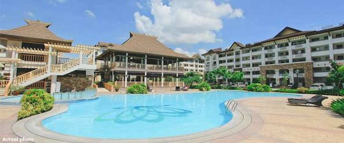 OneOasis Davao Condomium can accommodate 5-7 guest