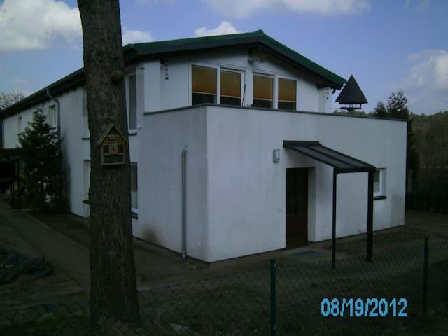 Ferienwohnung im Müritz Nationalpark - Ankershagen - Apartment