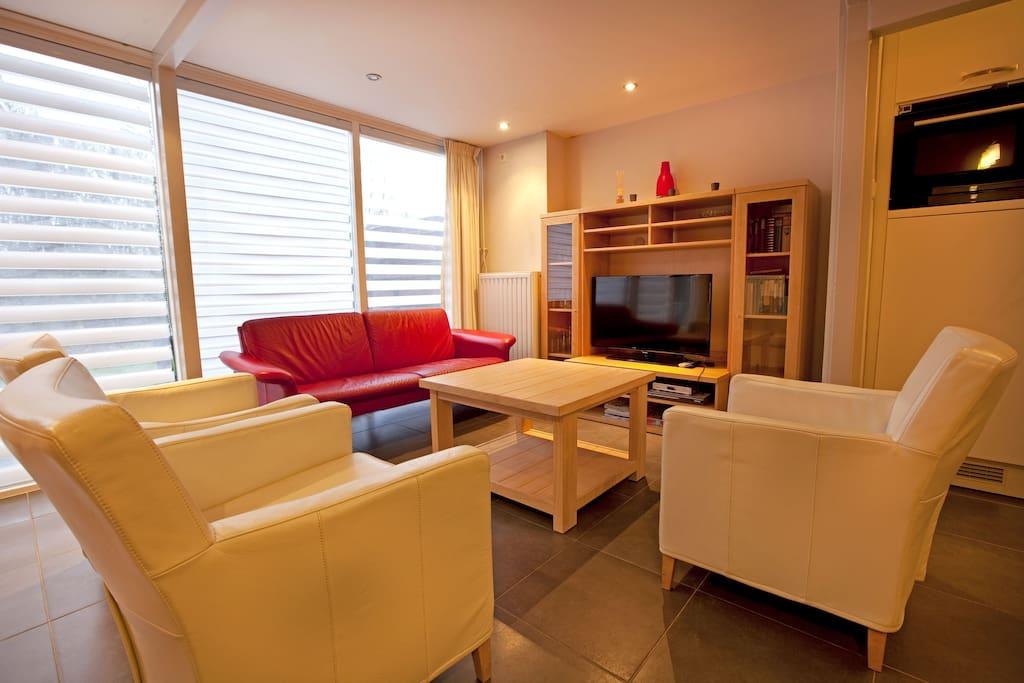 Livingroom/Woonkamer/Wohnzimmer