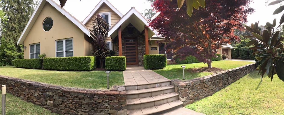 Bellarono - Bowral Luxury Estate Southern highland