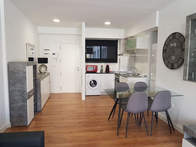 Coqueto Apartamento a 100 m de la playa de Levante