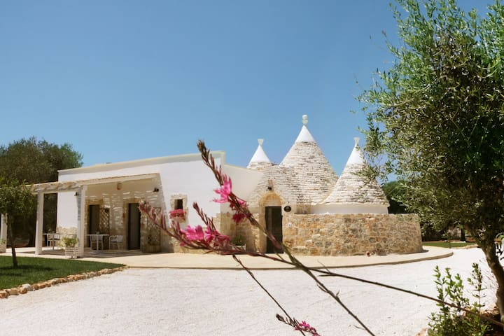"""Casale """"Ulivo"""" in Salento con piscina"""