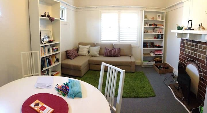 Spacious and affordable room near Chatswood