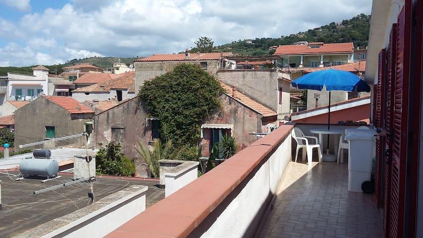 CILENTIAMOCI A CASTELLA BATE  PANORAMICISSIMO - Santa Maria - Casa