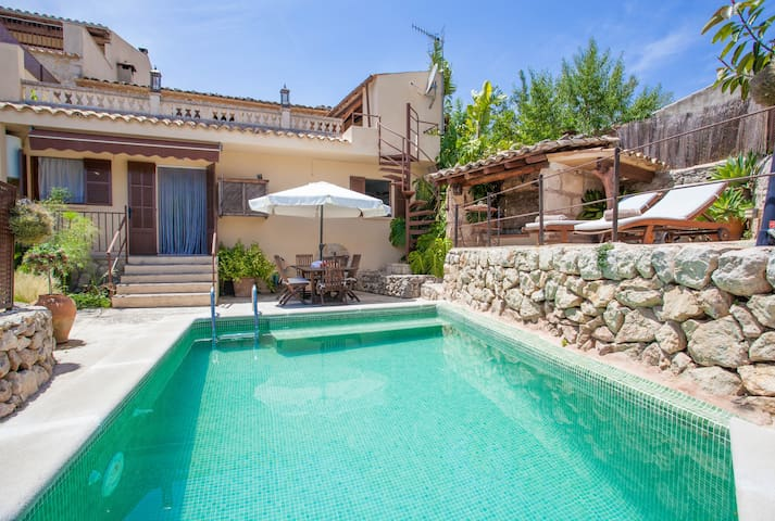 CAN MAUME - Villa for 6 people in Caimari.