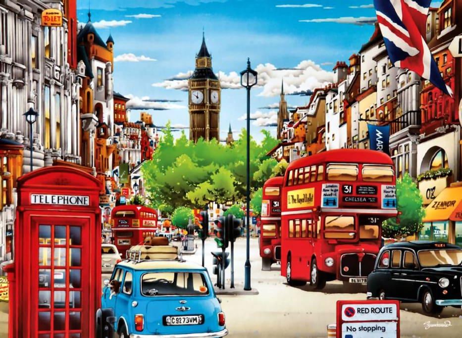 Londres apartamento de lujo departamentos en alquiler en - Apartamentos de lujo en londres ...