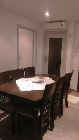 APPARTEMENT NEUF EQUIPE POUR VACANCE FAMILIALLE