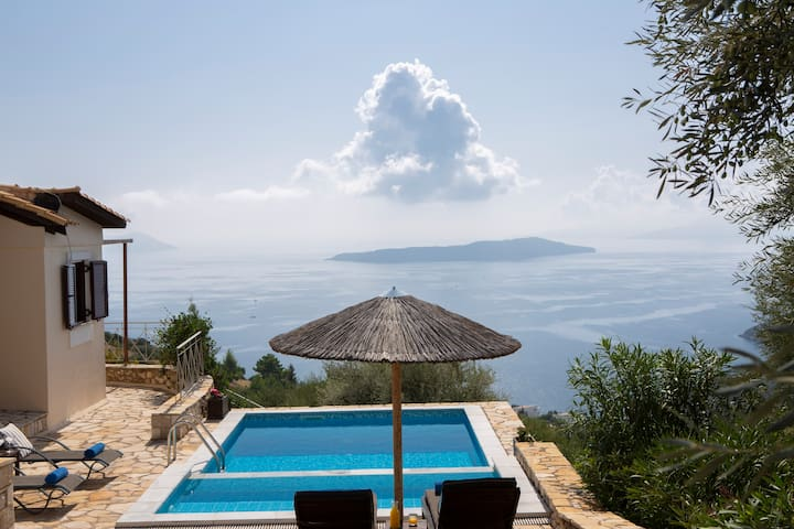 Ionian View Villas , Villa Poseidon