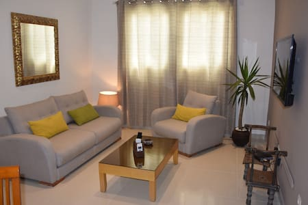 """La Manzane "" fully furnished flat for your stay"