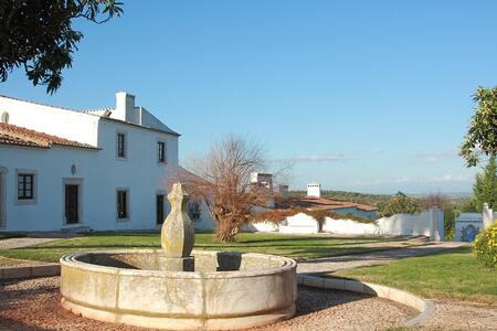 Casa da Vinha - Monte da Azinheira - Alentejo