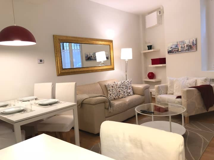 Apartamento reformado en Calle Dormitalería