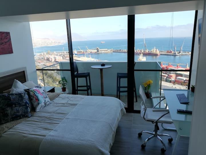 Hermoso depto. en el corazón de Antofagastasta.