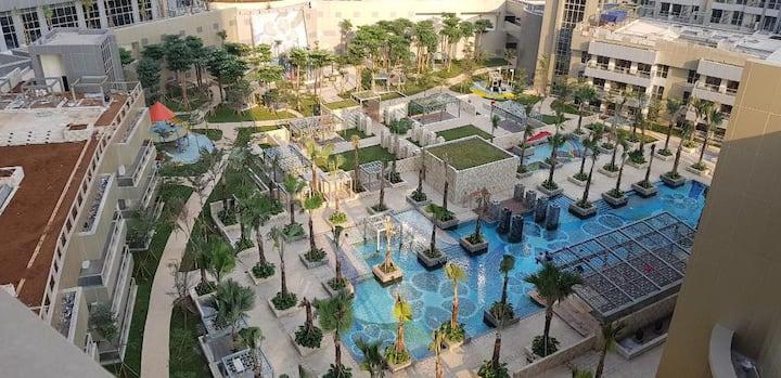 New 2 BR Taman Anggrek Residence