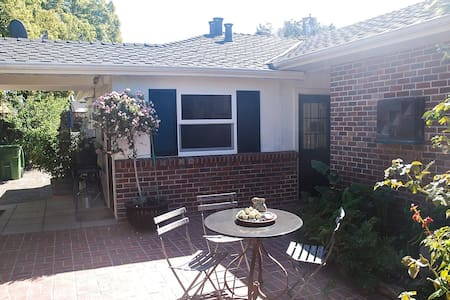 Cottage, Heart of Silicon Valley - Santa Clara