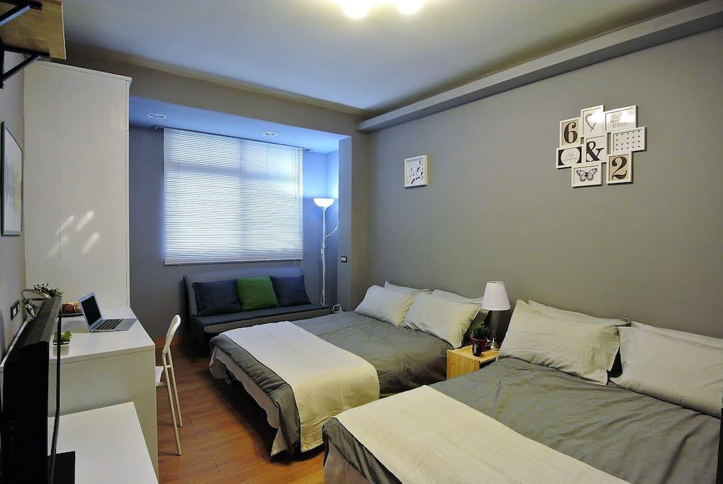 Max accommodation 19 people