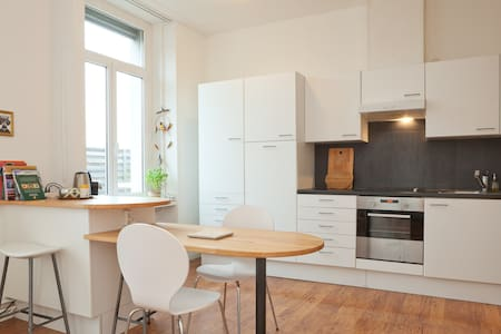 Central and Spacious 3 Bedroom APT at the Station - Murgenthal
