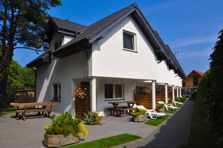 Ferienhaus die polnische Ostseeküste Zimmer
