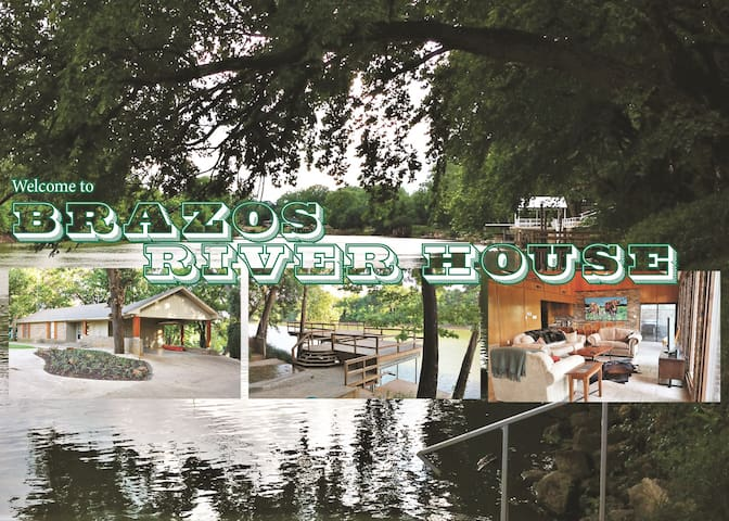 Brazos River House Waco, TX