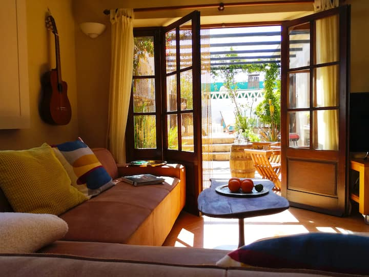 Casa do Encontro - Idyllic village house with pool