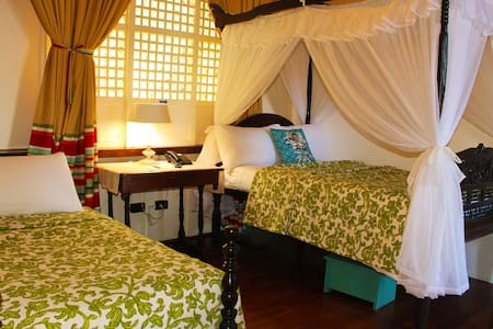 Room 5 Saging Deluxe Double - Taal