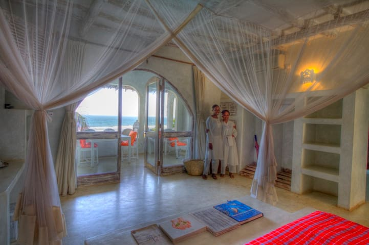 Master Room I - Msambweni - Rumah