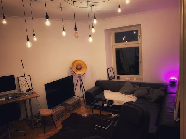 Lovely  apartment in the heart of Munich (65  sqm)