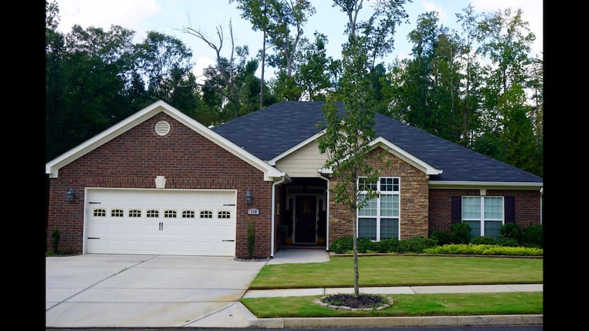 Masters Housing less than 7 miles to the course - North Augusta - House