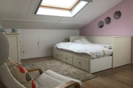 Lovely bedroom in Houten, near Utrecht