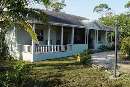 Hibiscus House, Green Turtle Cay - Green Turtle Cay