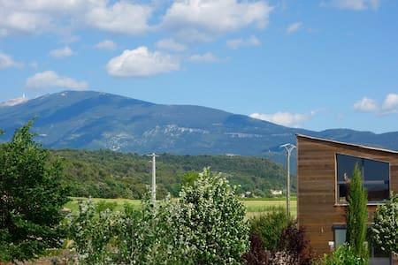 Paisible location au pied du Mt Ventoux - Entrechaux