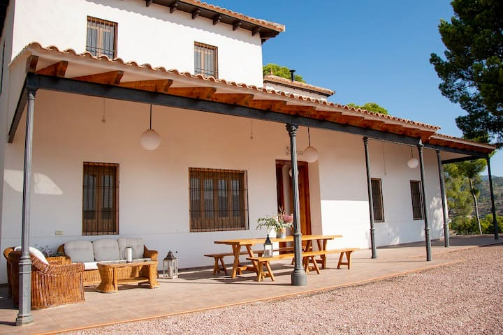 Luxury Traditional Villa in Xixona