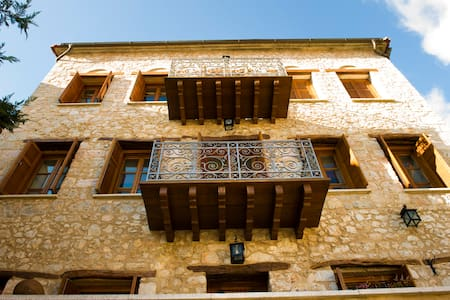 Townhouse in Arachova near Delphi - House