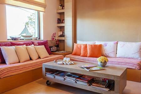 Beautiful Apartment - Makry Gialos - 公寓