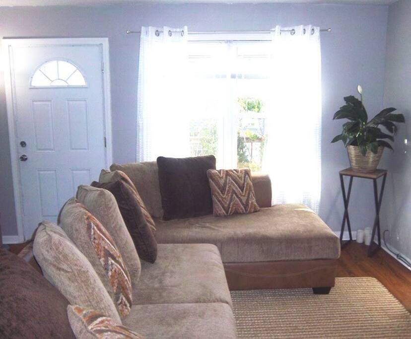 Living Room - Sectional Sofa