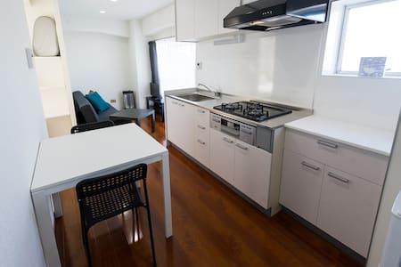 乾淨舒適的公寓,距離車站只有 5 分鐘。[有牌照] - Ōta-ku - Apartmen