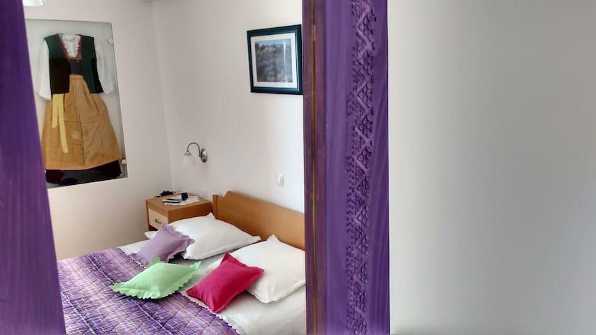 2-bedroom apartment-seaview/big terrace - Primošten - Apartment