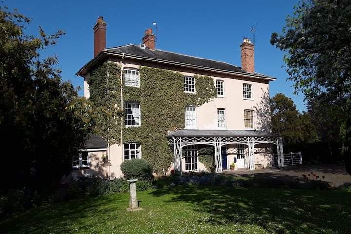 Village house near Ludlow - 2  bedrooms available