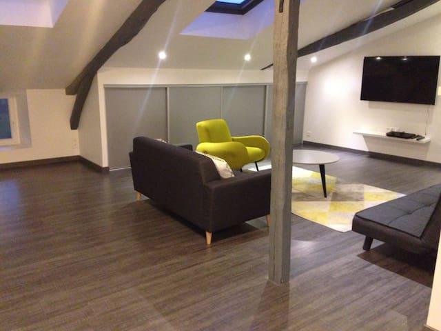 chambre d'hotes du coustalou - Livinhac-le-Haut - Rumah